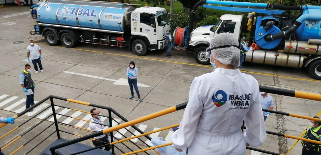 Determinan cerco epidemiológico tras casos confirmados en el Ibal