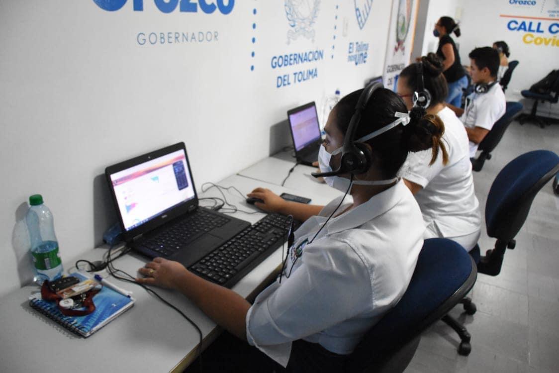 Contac Center 2770005, un canal de comunicación efectivo en tiempos de Covid-19