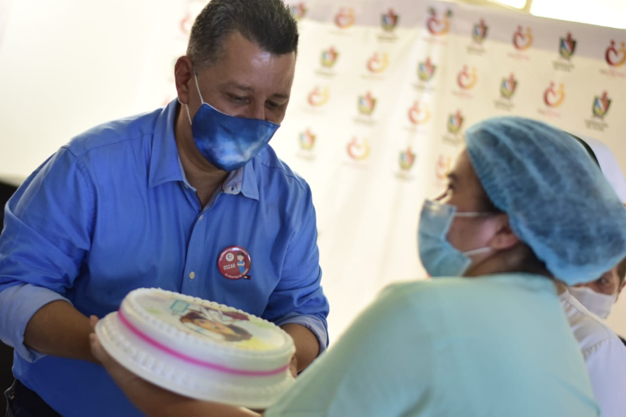 Brindarán asesoría a personal de enfermería del Federico Lleras Acosta para formarse académicamente