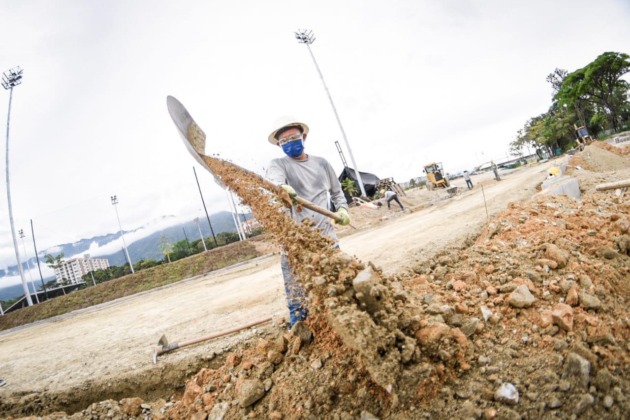 Parque Deportivo se convertirá en el pulmón verde de la comuna Nueve