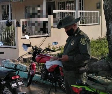 Policía del Tolima ha impuesto 6.418 comparendos por 'violación de cuarentena'