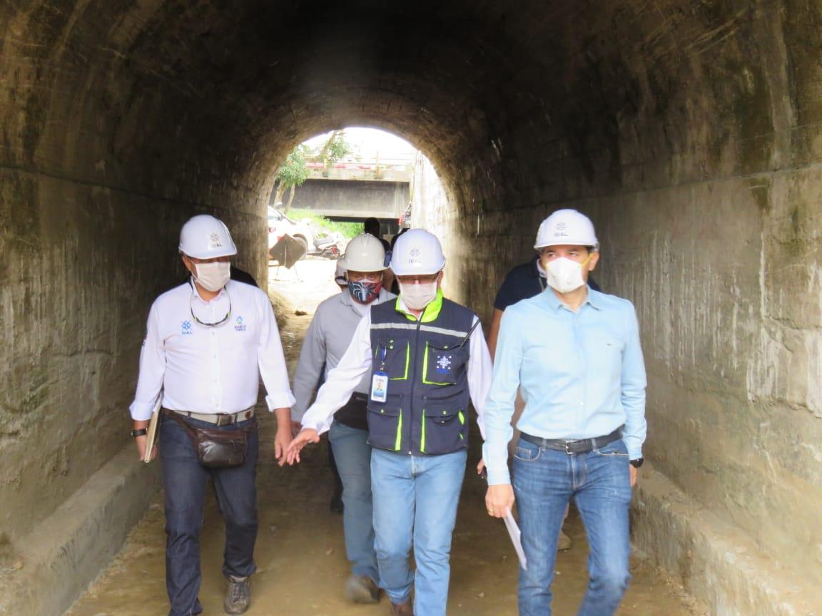 Obras de la Fase II Etapa 2A del Acueducto Complementario alcanzan 51 % de ejecución