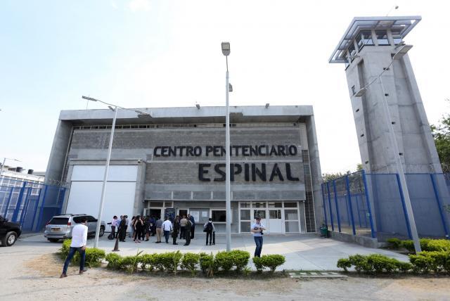 Cárcel de Espinal, epicentro del Covid 19