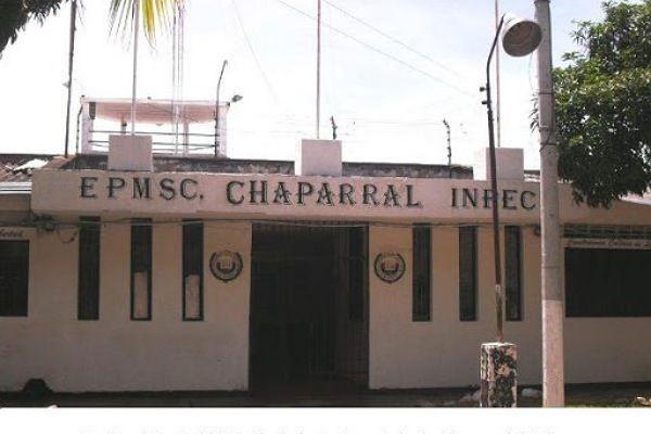 Intoxicación masiva en Centro Penitenciario de Chaparral