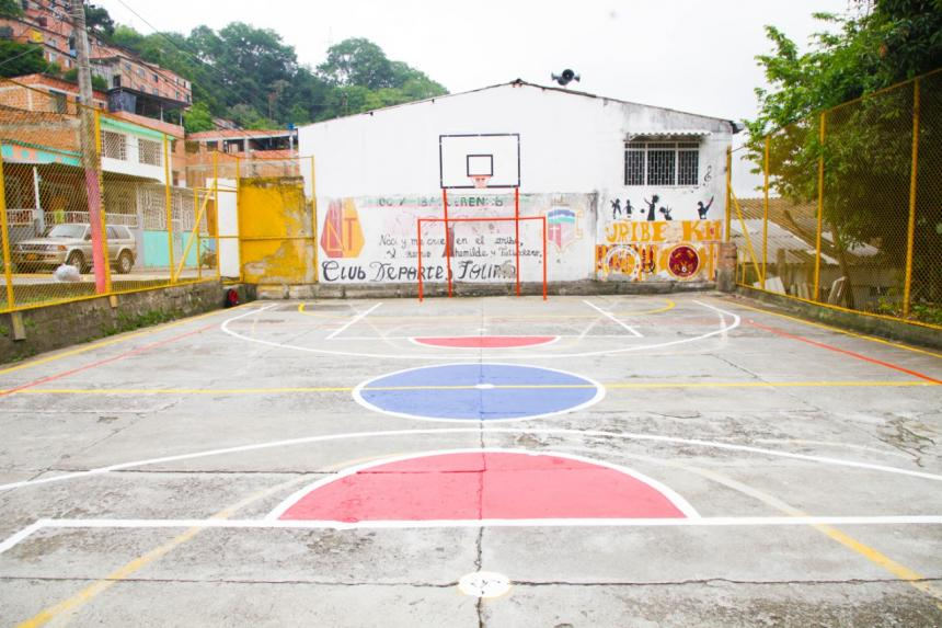 Continúa la restricción de uso de escenarios deportivos en Ibagué