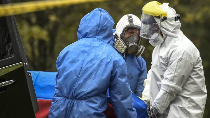 Colombia con 7129 casos nuevos y 298 fallecimientos por Covid