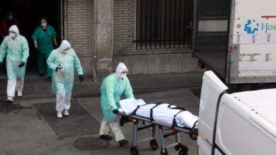 Sesenta muertes en reporte de este sábado por Covid 19 en el País