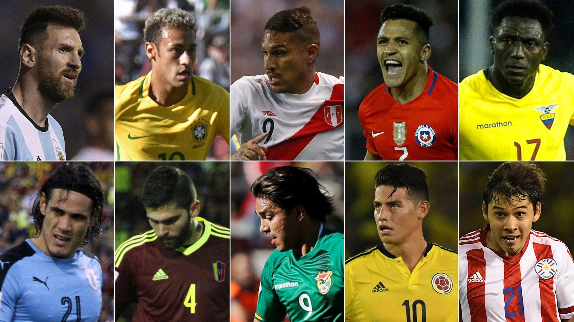 Para septiembre se mantiene el inicio de eliminatorias sudamericanas al Mundial Catar 2022