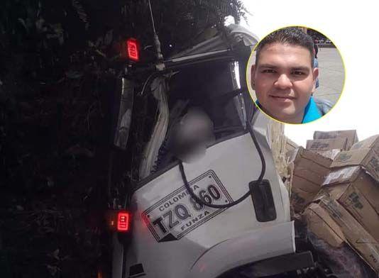 Conductor muerto en accidente en el Páramo de Letras sólo había dormido dos horas
