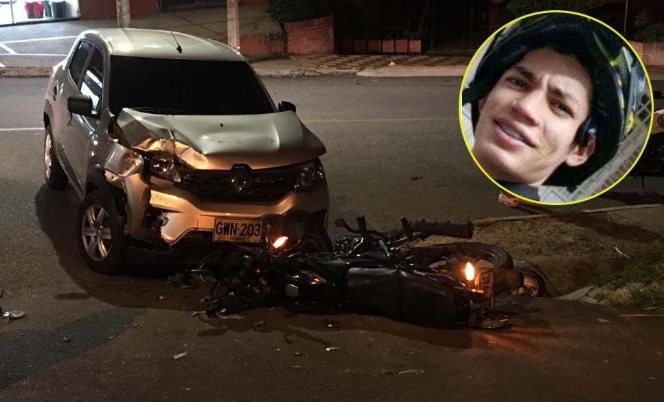 Murió el motociclista atropellado en la Sexta con 47