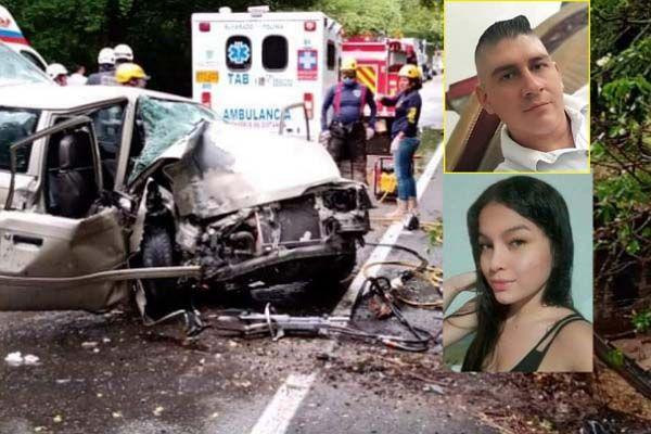 Murió el conductor del siniestro del domingo entre Alvarado y Venadillo
