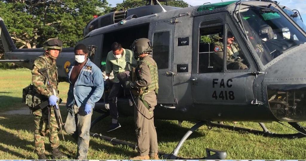 Golpe a la minería ilegal de oro en el sur del Tolima