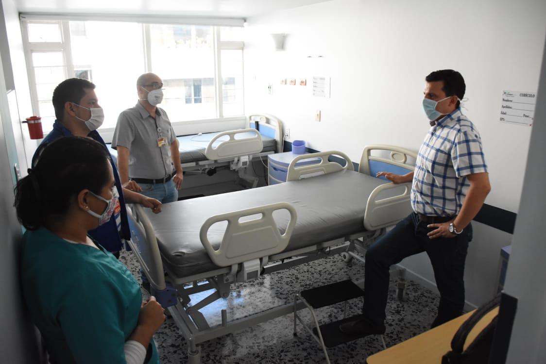 Clínica Minerva abrirá sus puertas para atender pacientes Covid-19