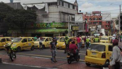Taxistas piden al Alcalde de Ibagué 'reversar' medida que liberó al 100% de amarillos a las calles