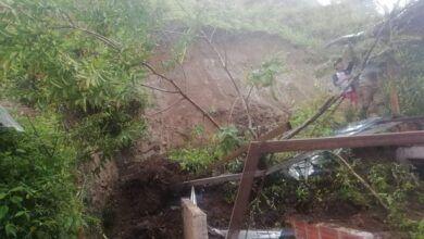 Fuertes lluvias de este miércoles hicieron estragos en gran parte del territorio tolimense