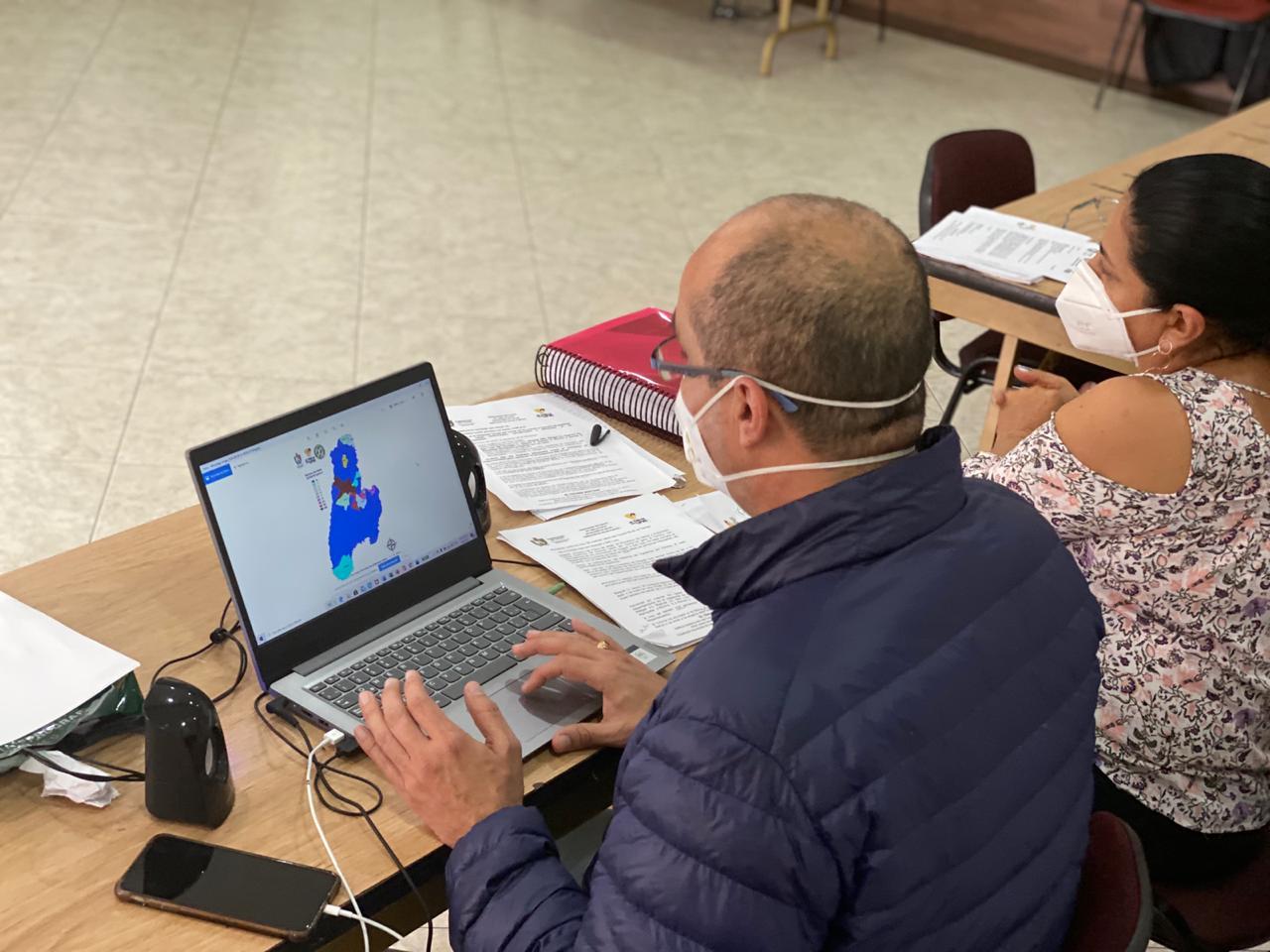 Presentaron radiografía del Covid-19 en el Tolima ante Comisión Séptima de la Cámara
