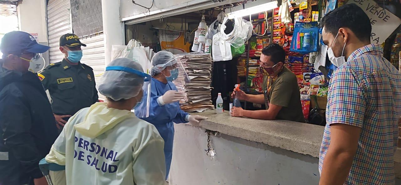 Locales comerciales que no cumplan protocolos de bioseguridad serán sellados
