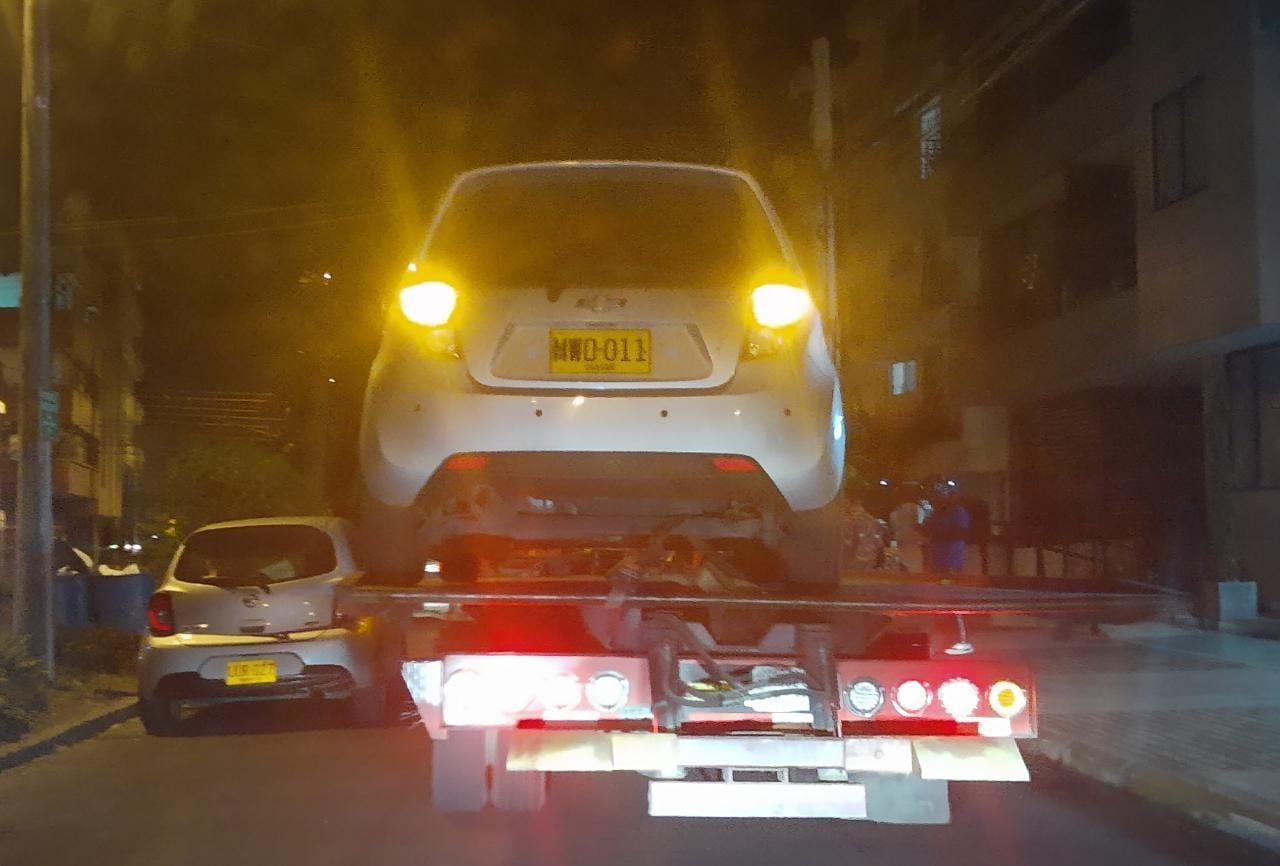 Conductor de servicio por plataforma agredió a su pasajero