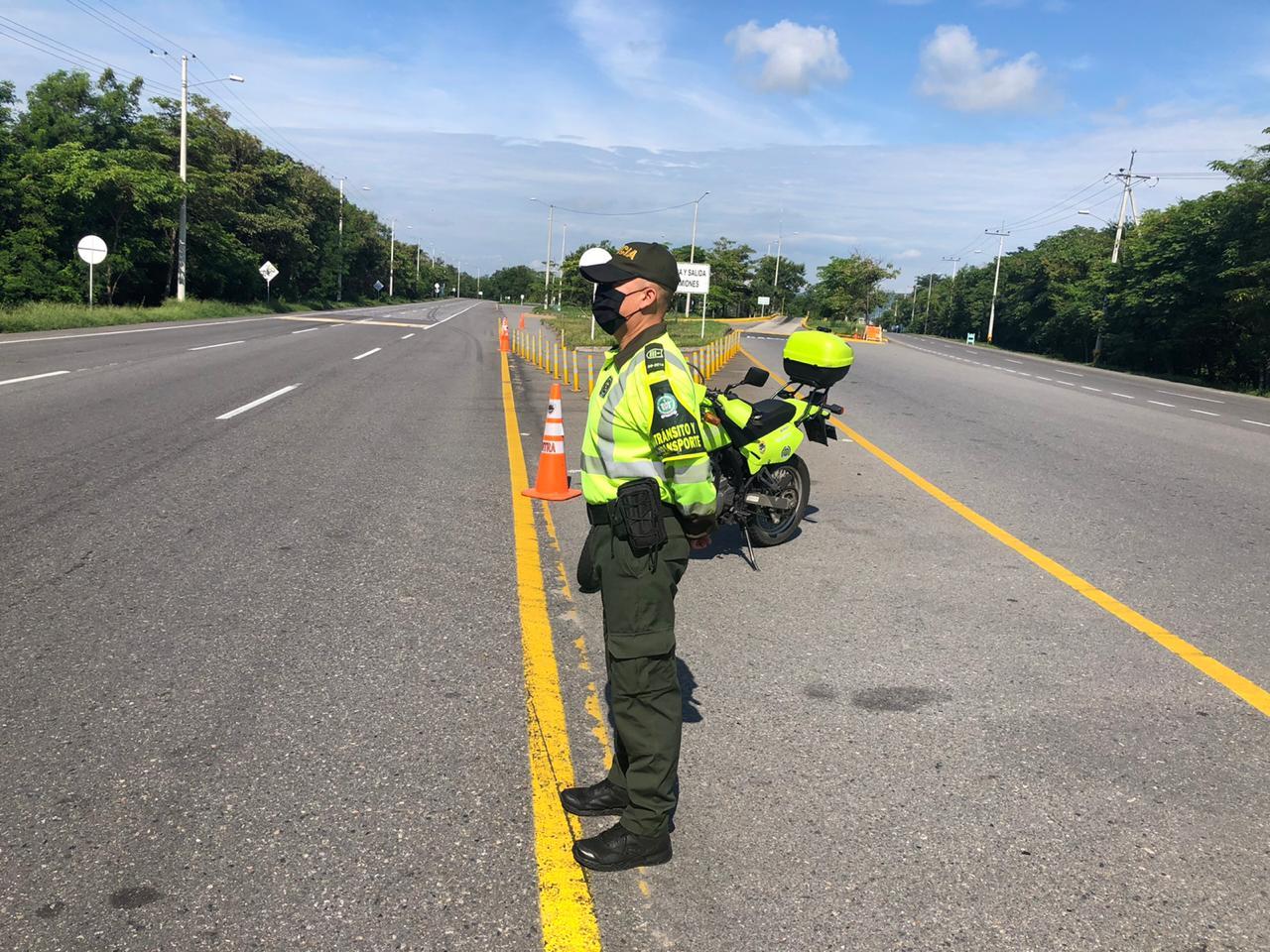 Policía del Tolima no permitirá paseos durante 'puentes festivos'