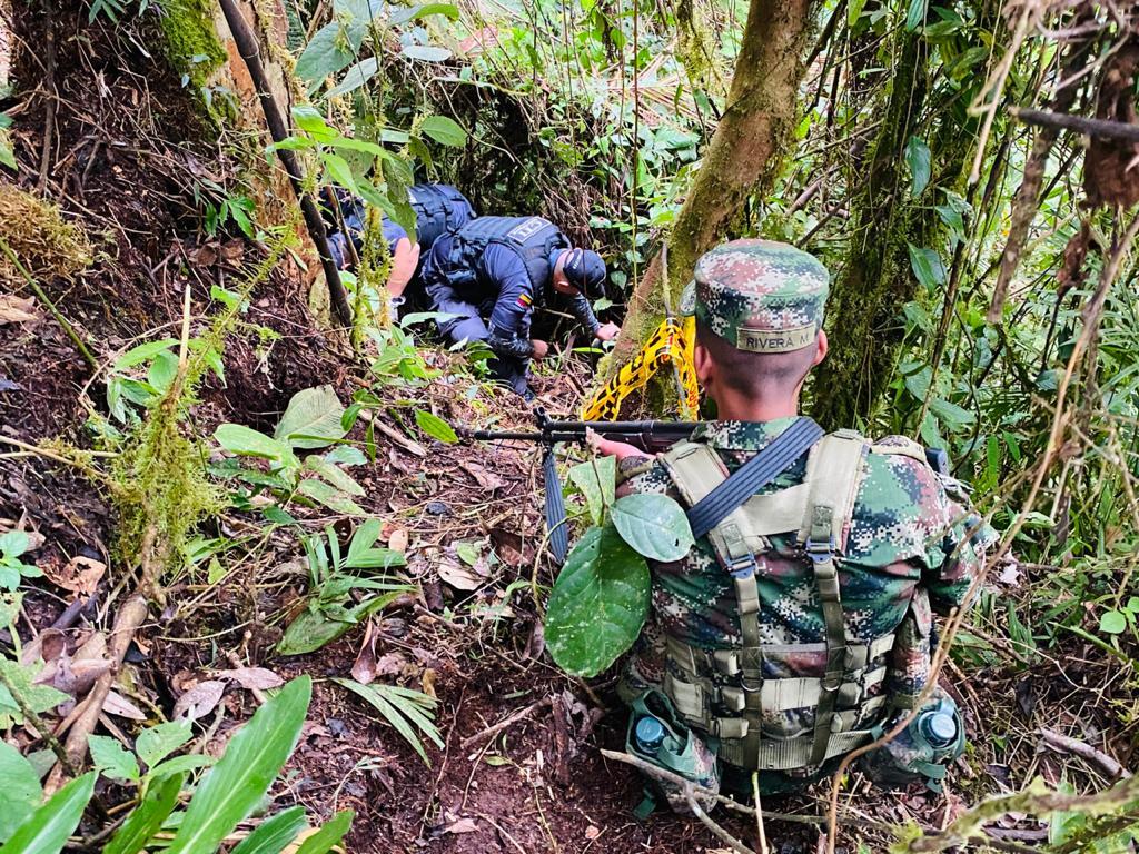 Otro golpe a grupos residuales en el Tolima: Esta vez de los 'Bolcheviques' del ELN