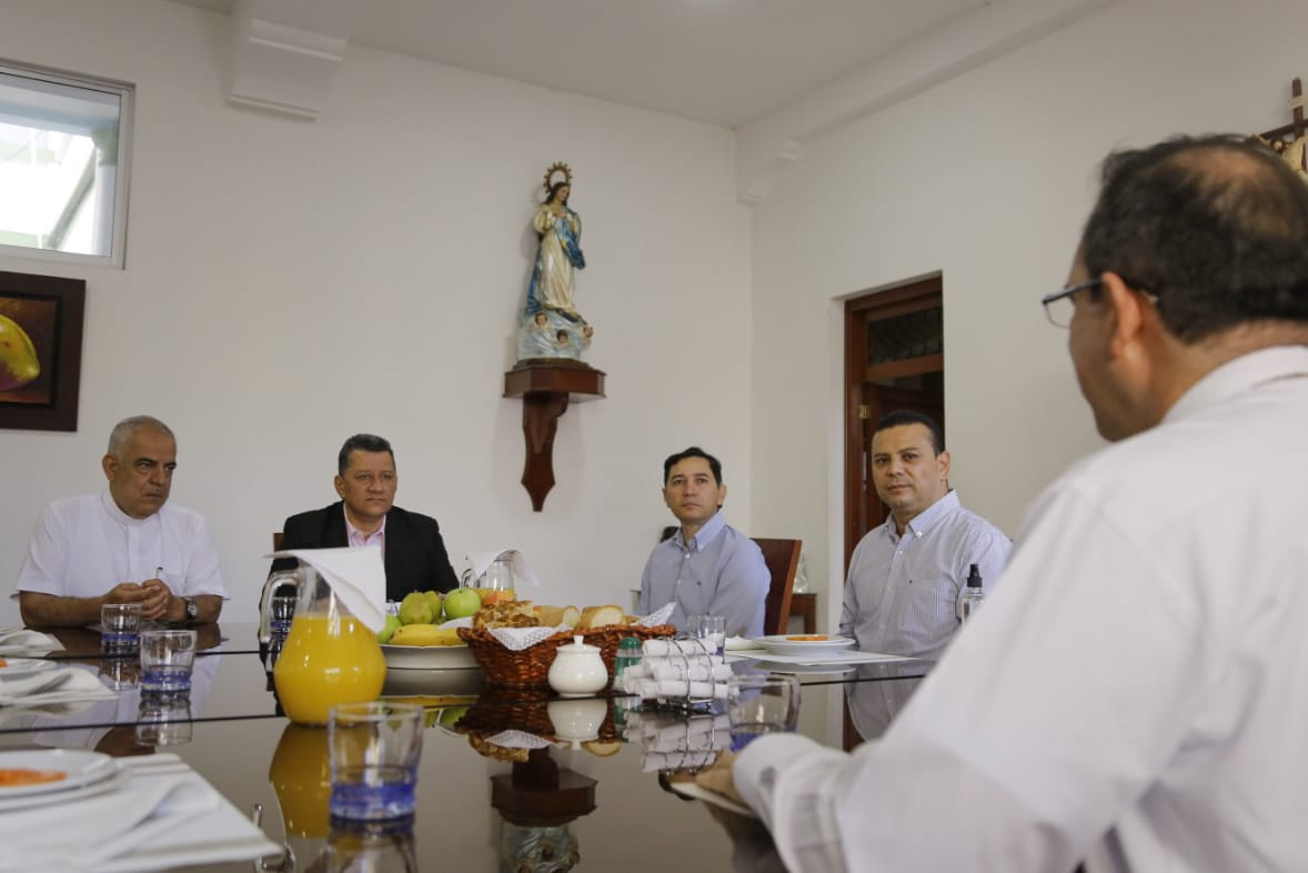 Preparan protocolos de bioseguridad para reapertura de las iglesias en el Tolima