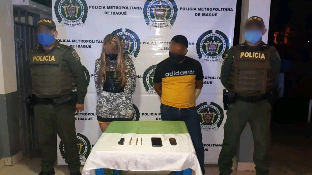 Privados de libertad por intento de sicariato a recluso recién salido de la cárcel de Picaleña