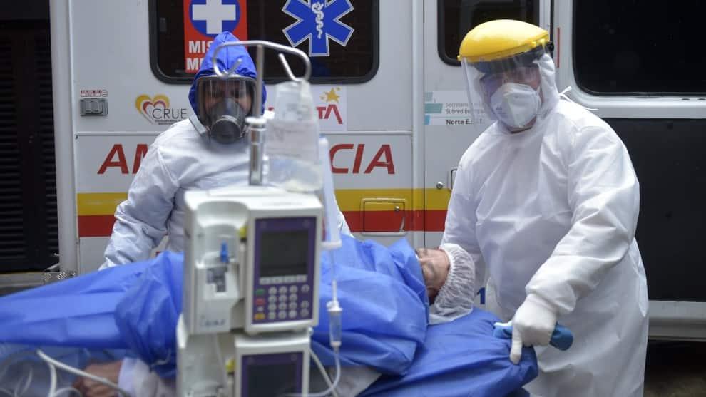 7.033 nuevos casos y 237 fallecidos en último reporte diario del Covid en Colombia
