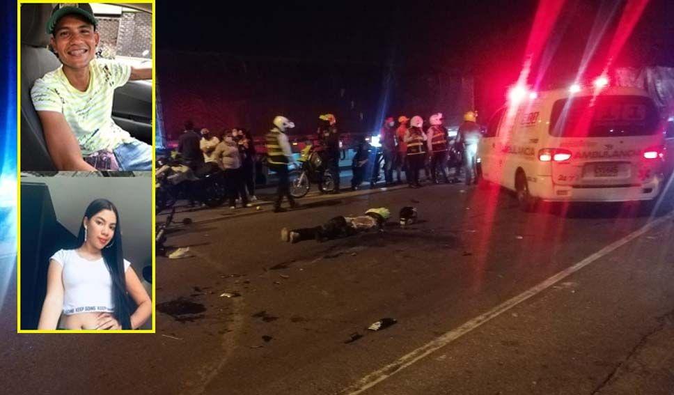 'Piques ilegales' cobraron otro muerto: Un motociclista espinaluno