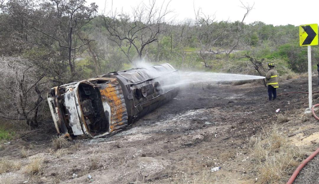 A 37 ascendió la cifra de muertos por incendio de camión con gasolina en Tasajera