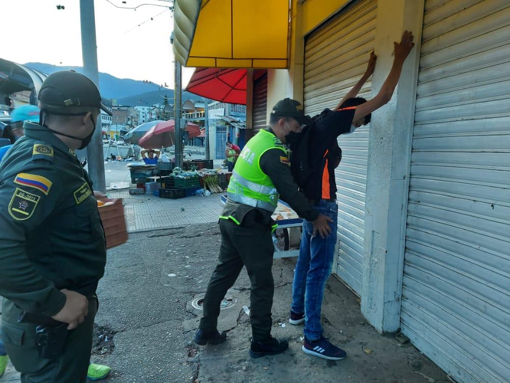 Ibagué, Cajamarca, Alvarado y Piedras bajaron tasas de homicidios y otros delitos durante la pandemia
