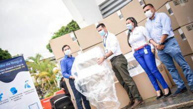 Alcaldía de Ibagué entregó 160 cabinas de protección médica contra Covid-19