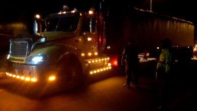 Se confirmó suicido de conductor de tractocamión en su propia cabina cerca al puente de Cajamarca