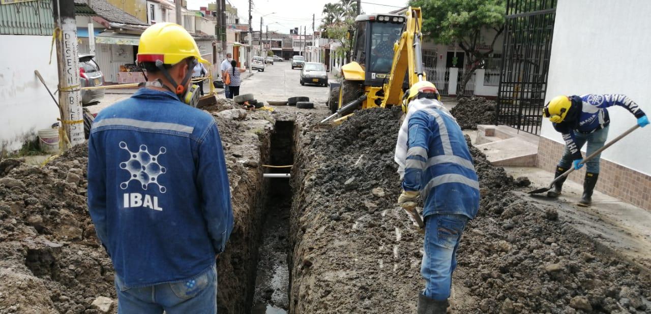Diez mil metros de redes y vías se recuperarán en Ibagué