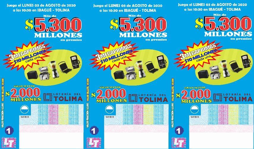 Lotería del Tolima premia fidelidad de sus clientes con más oportunidades para ganar
