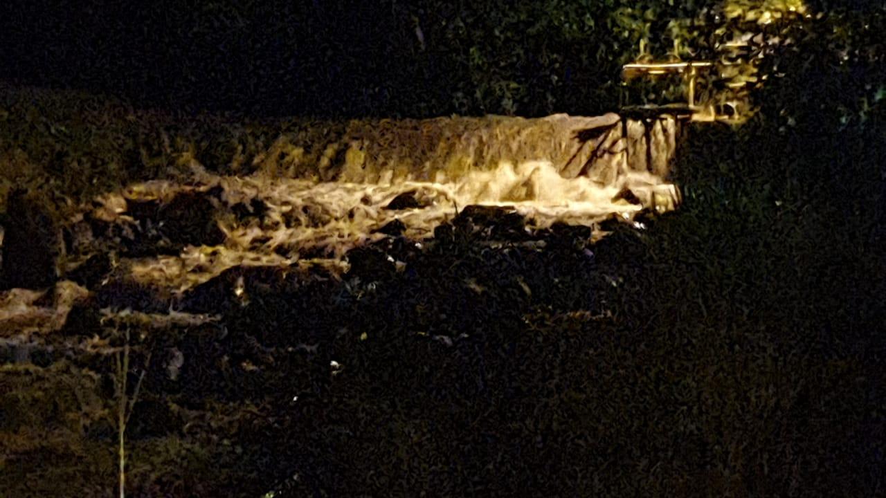 Las emergencias que ocasionaron las lluvias de los dos últimos días en Ibagué