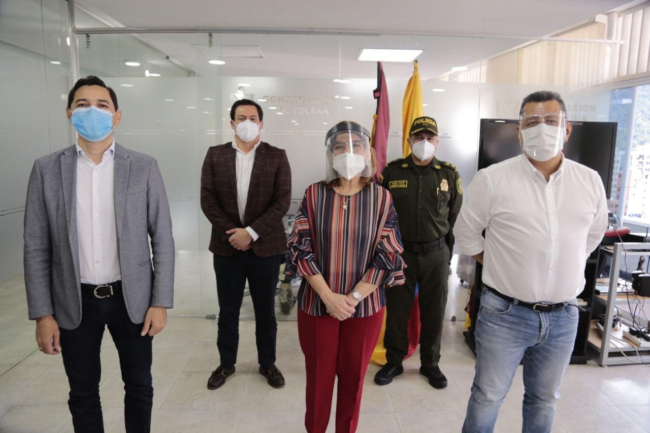 Centros penitenciarios del Tolima recibirán importante inversión del Gobierno Nacional