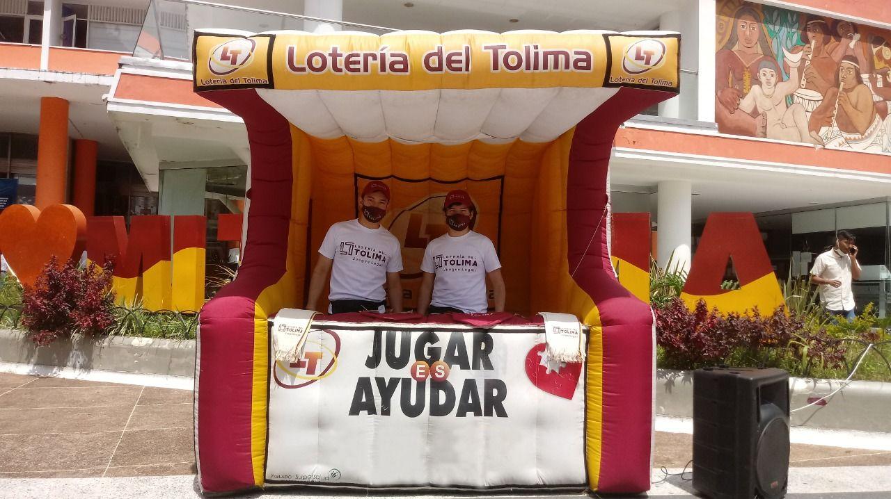 'Jóvenes Universitarios - Generación LT', el nuevo proyecto de la Lotería del Tolima