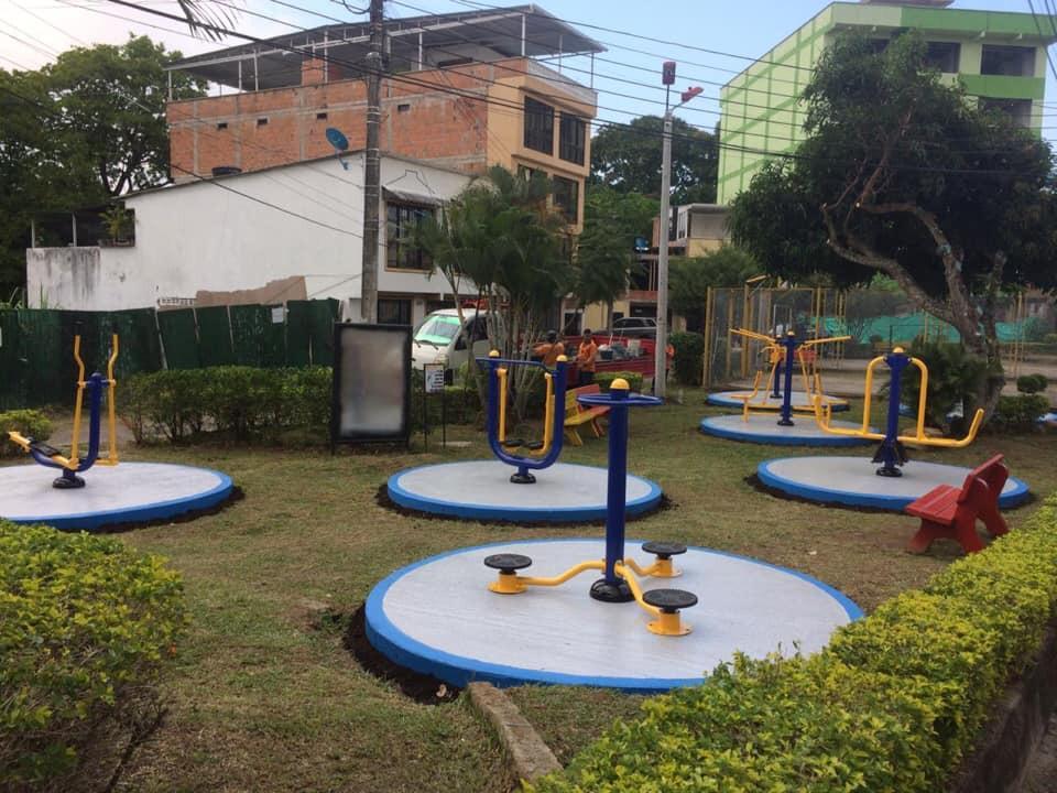 Uso de parques públicos está restringido durante el aislamiento preventivo