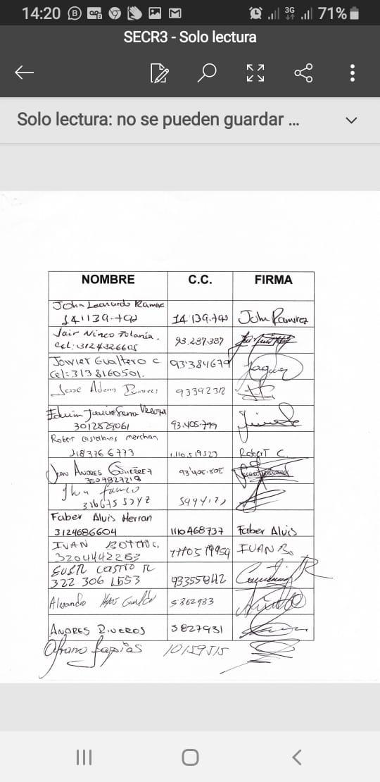 Taxistas no están de acuerdo con flexibilizar el pico y placa para particulares en Ibagué