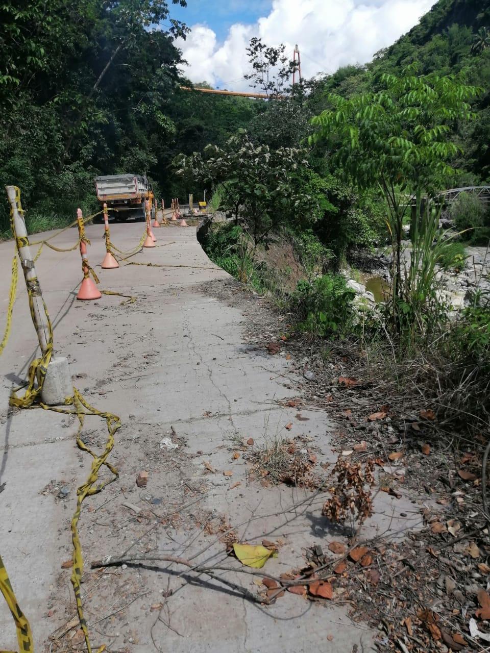 La vía Ibagué - San Luis será rehabilitada en el sector de Payandé