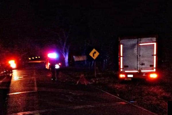 Asesinaron en atraco a conductor de una Turbo en la vía entre Ortega y Guamo
