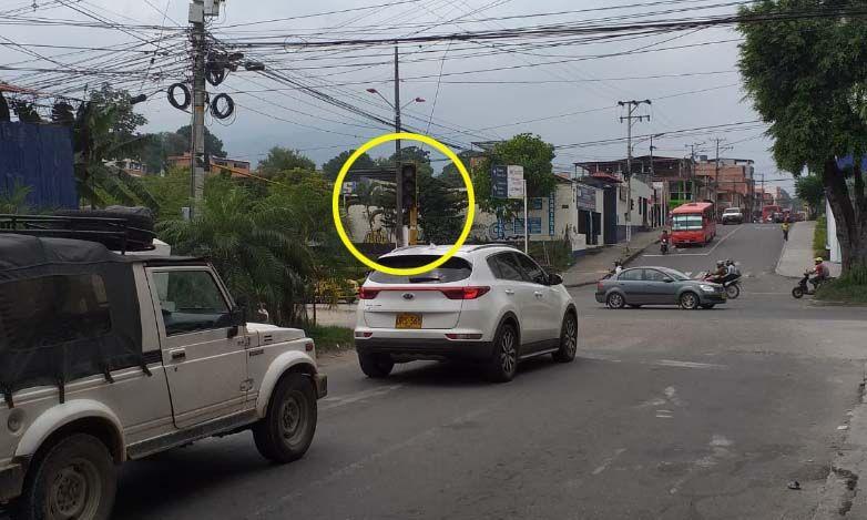 Semáforos dañados en Ibagué, a la espera del ganador de la licitación