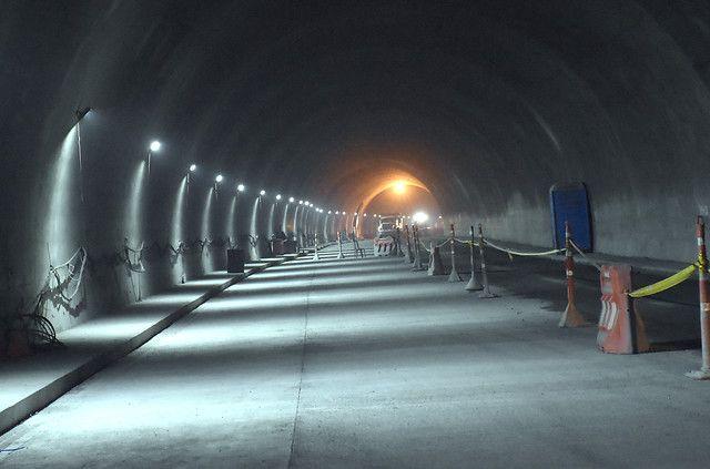 Túnel de La Línea, un proyecto sostenible con el medio ambiente