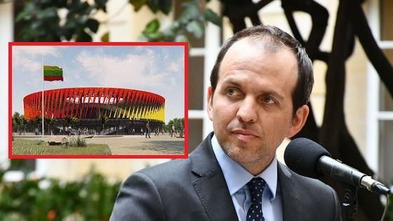 Ministerio del Deporte avaló proyecto de construcción del Coliseo Mayor