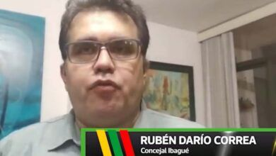 Rubén Darío Correa y nueve concejales más dieron positivo para Covid 19