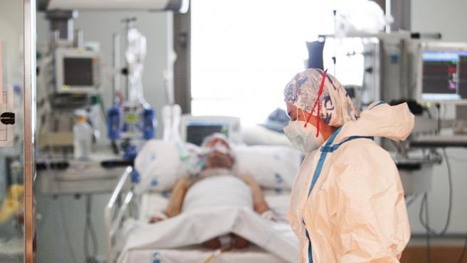 A la fecha hay 138 pacientes hospitalizados por Covid en el Tolima