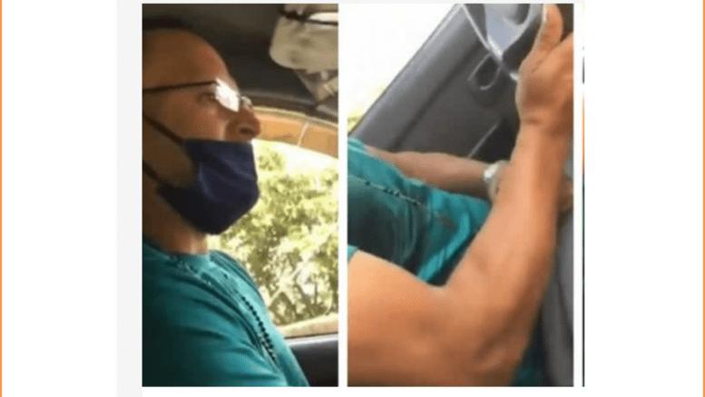 Denuncian a taxista que se masturbó mientras llevaba a una pasajera en el carro