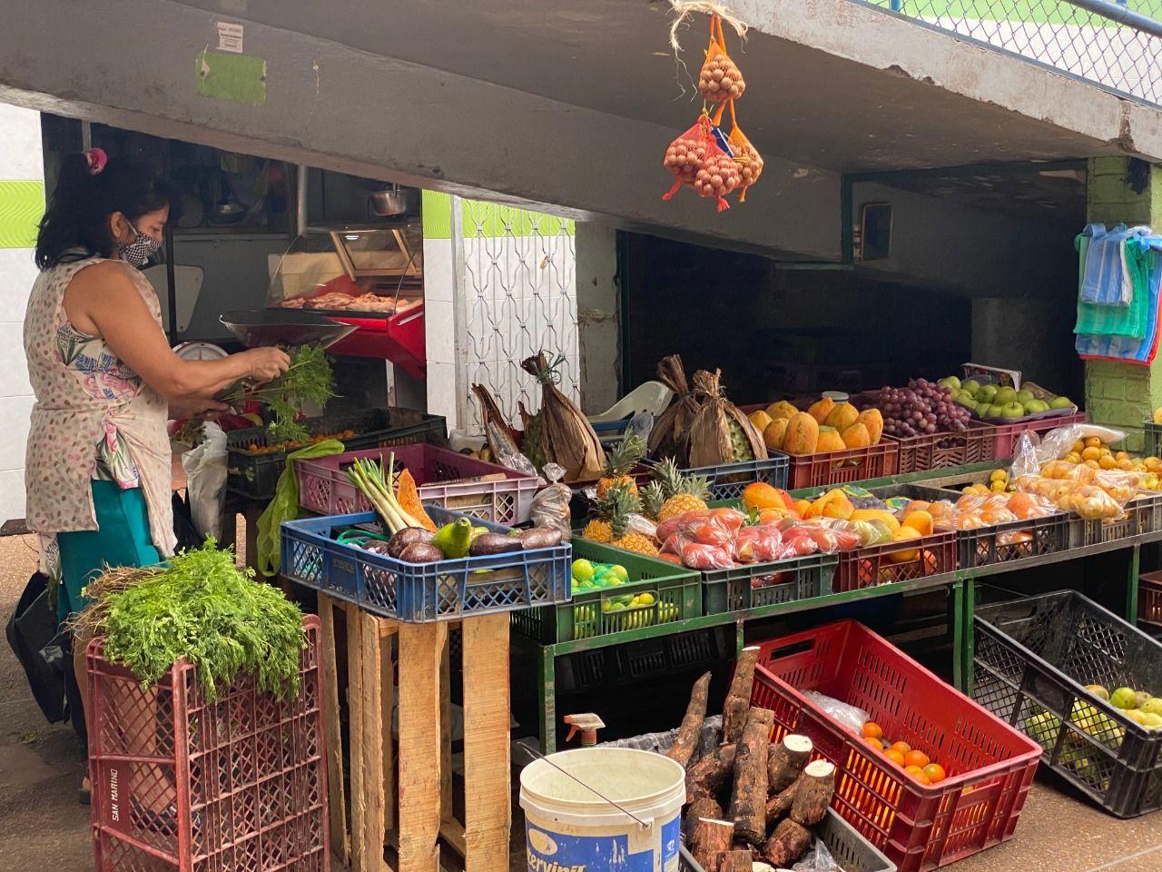 Así operarán las plazas de mercado durante los toques de queda en Ibagué