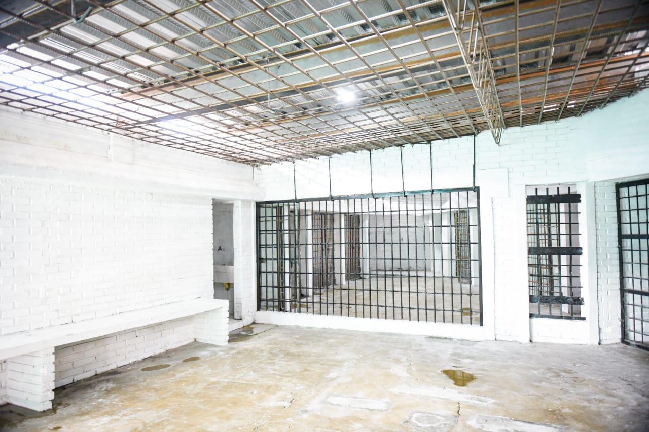 Alcaldía interviene instalaciones de la Permanente Central
