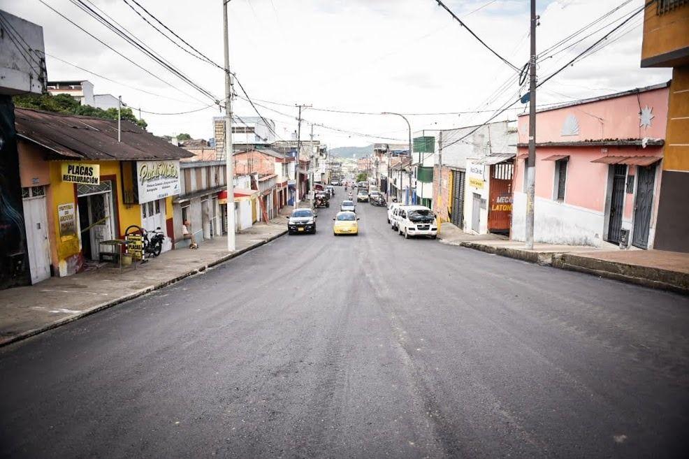 Más de 20.000 metros cuadrados de vía fueron rehabilitados en julio